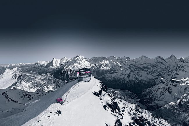 Schilthorn Holiday Pass incl. overnight stay