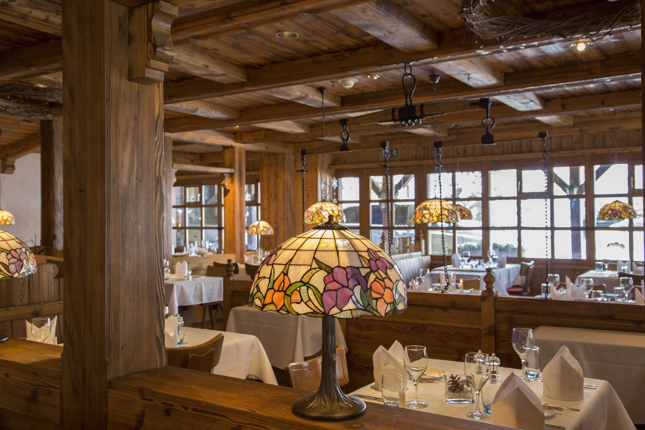 Restaurant Adlerstube, Hotel Sunstar, Grindelwald
